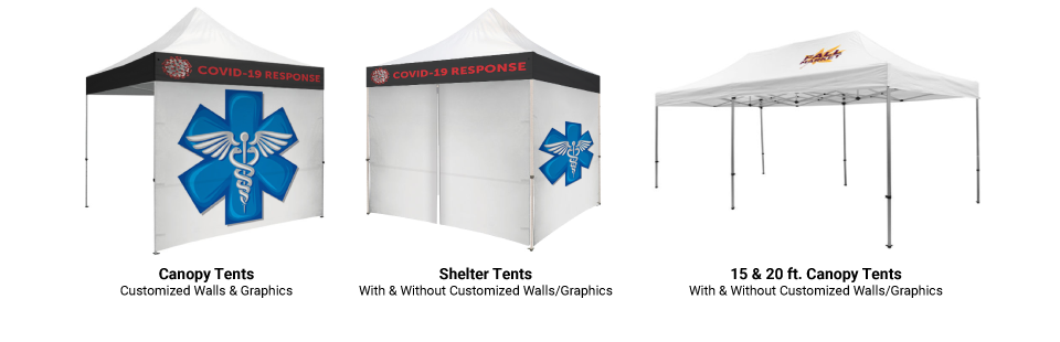 Emergency Tents and Shelters